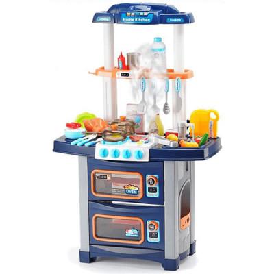 Детская игровая кухня (WD-R38, Синий)