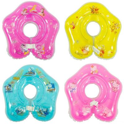 Круг для купания младенцев на шею, 4 цвета (BT-IG-024)