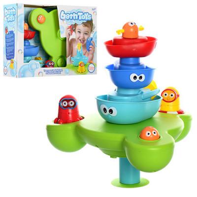 """Игрушка для ванной Водопад """"Веселый фонтан"""" Yookido на присосках (D 40115)"""