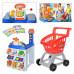 """Игровой набор """"Магазин-Супермаркет"""" Keenway с кассой, тележкой и продуктами (31621)"""