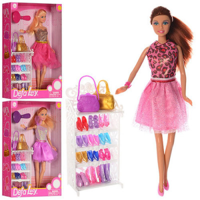 Кукла Defa Lucy Модница с аксессуарами (8316)