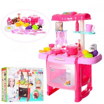 "Детская кухня для девочек ""Готовим весело"" 48х24х63 см, 2 вида (RX1800-10)"