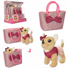Собачка Кикки Чичи Лав в сумке (М 4504)