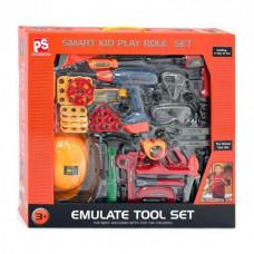 Игровой набор строительных инструментов 2067 для мальчика