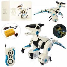 """Інтерактивний робот-динозавр """"Smart Dino"""" на радіокеруванні, сенсорні датчики, 41 см, 28308"""