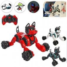 Собака-робот интерактивная на радиоуправлении