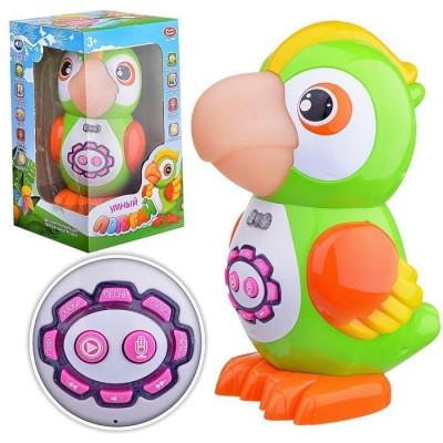 Интерактивная игрушка Умный попугай Play Smart, сказки, стихи (7496-24)