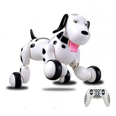Интерактивная Собака-робот Smart Dog Happy Cow на радиоуправлении (777-338)