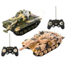 Ігровий набір на радіокеруванні Bambi Танкові бої HB-DZ03