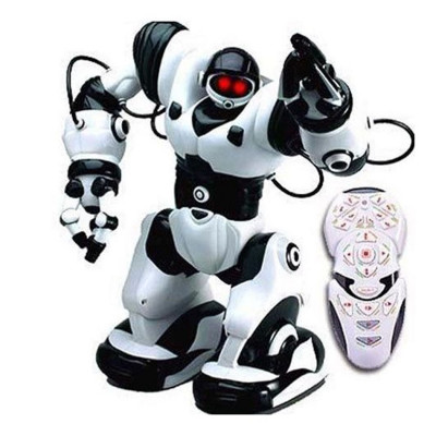 Радиоуправляемый робот Jia Qi Roboactor ходит, танцует, бросает и поднимает предметы (TT313)