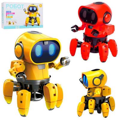 Интерактивный Робот-конструктор Tobbie Robot