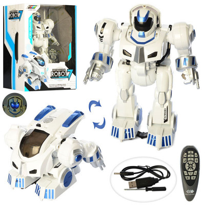 Робот на радиоуправлении Deformation Robot