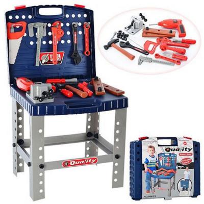 Детский набор инструментов в чемодане (008-21)