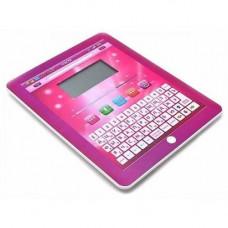 Детский обучающий планшет 7321, Русско-английский, от сети