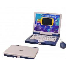 Детский обучающий игровой ноутбук, русско-английский-украинский (pl-720-78)