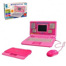 Детский обучающий игровой ноутбук, русско-английский-украинский (pl-720-79)