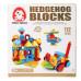 Конструктор игольчатый Bristle Blocks Веселые человечки 112 деталей (BH603)