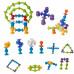Конструктор на присосках Little Sibelly 54 детали Животные (LSB7003)