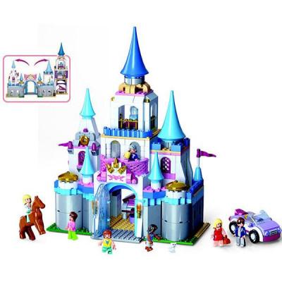 Конструктор Sluban Замок принцессы