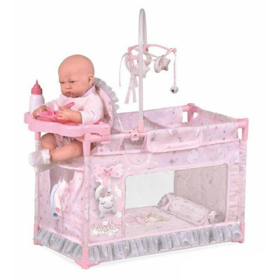 Кроватка-манеж для куклы DeCuevas Мария (53034)