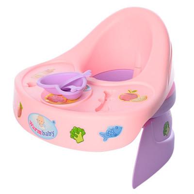 Стульчик для кормления кукол (WZJ019B-1-2) для пупса Baby born