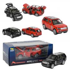 Машина металлическая Auto Expert, звук, свет, ТК Group, EL 1175
