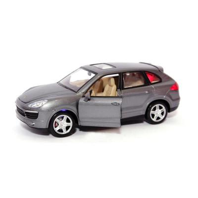 Машина металлическая коллекционная Porsche Cayenne S Автопром масш. 1:24 (68241A)