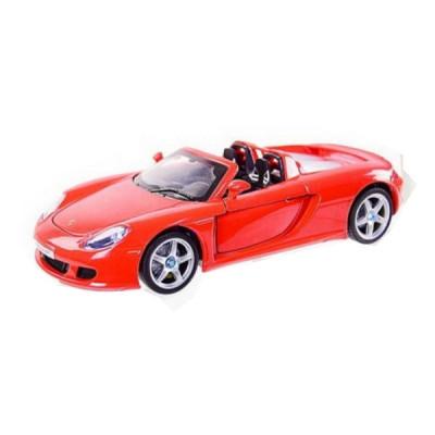 Машинка металлическая коллекционная Автопром Porsche Carrera GT масш. 1:24 (68242А)