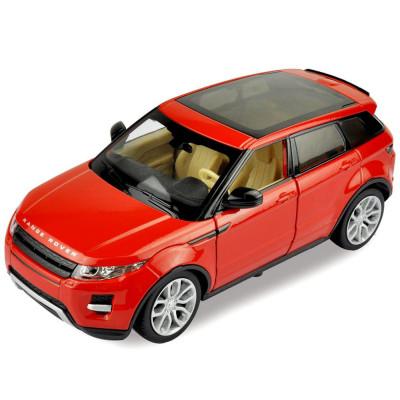 Машинка металлическая коллекционная Range Rover Evoque Автопром масш.1:24 (68244A)