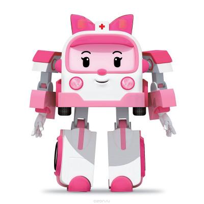 Игрушка трансформер Робокар Эмбер Robocar Amber (8317)
