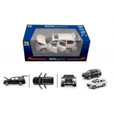 """Машина металлическая Auto Expert """"Внедорожник Lexus"""", звук, свет, ТК Group, EL 9218"""