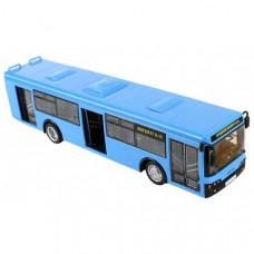 Машина металлическая Автобус Автопром (масш.1:43)