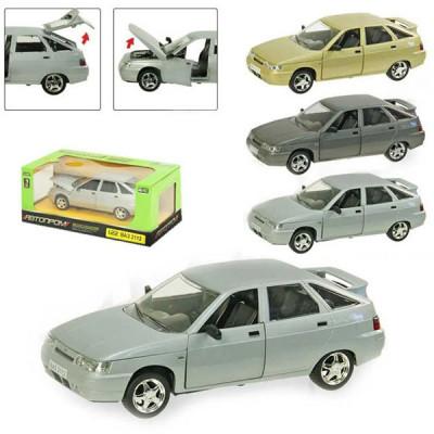Машина металлическая Автопром ВАЗ 2112 (1:22)