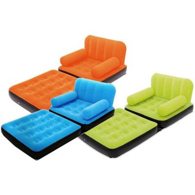 Надувное кресло-кровать Bestway Multi-Max Air Couch 191x97x64 см (67277)