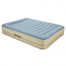 Надувная кровать Bestway 69007 Essence Fortech 203х152х36см, встроенный электронасос