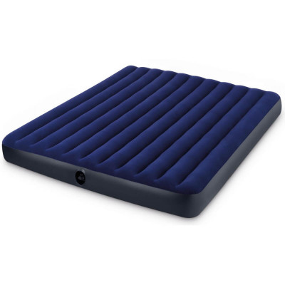Надувной матрас Intex Classic Downy Bed 183х203х22 см (68755)
