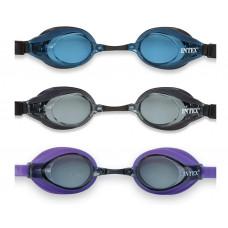 Очки для плавания Intex 55691 3 цвета от 8 лет
