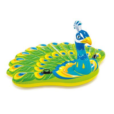 Детский надувной плотик Intex Павлин (Intex 57250)