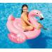 Надувной плотик для плавания Розовый Фламинго Intex 57558