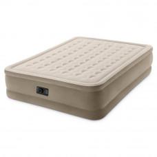 Надувная кровать Intex Queen Ultra Plush 64458 152х203х46 см
