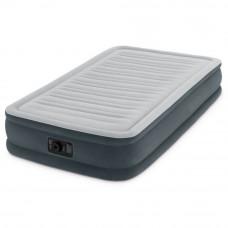 Надувная кровать Intex с встроенным насосом 67766