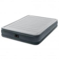 Надувная двуспальная кровать Intex 67770 Comfort Airbed With Built-In Electric