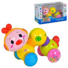 """Музыкальная игрушка """" Счастливый червячок """" свет, звук 7668"""