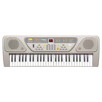 Детское пианино синтезатор орган USB (МP3) + микрофон, 2 динамика (MQ 806)