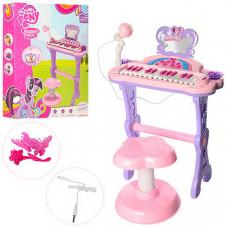 Детский синтезатор-пианино My Little Pony
