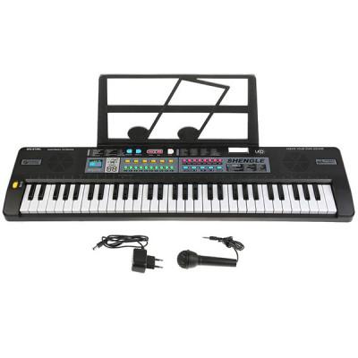 Детское пианино-синтезатор (MQ6109L)
