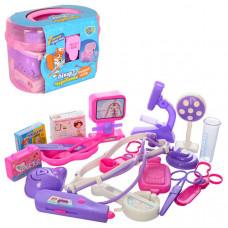 Детский игровой набор Доктор - в чемодане