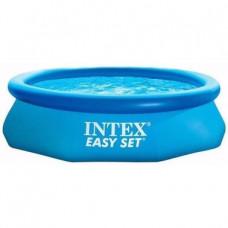 Надувний басейн Intex 28108, 244 х 61 см (1 250 л / ч) +насос +фільтр