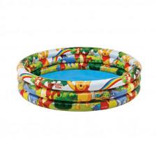 Дитячий надувний басейн Intex 58915 «Вінні Пух», 147 х 33 см