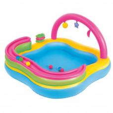 Детский игровой центр надувной бассейн Bestway 52125